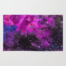 dark galaxy Rug