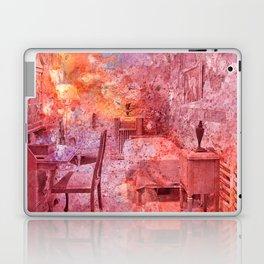 Al Capone's Vibrant Acrylic Cell Laptop & iPad Skin