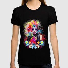Glitz Glam Pride All Ovah Fx  T-shirt