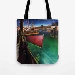 Clarity Cove Tote Bag