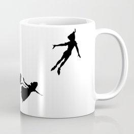 Never Grow Up - Inspired by Peter Pan Coffee Mug