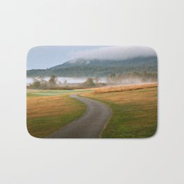 Misty Dawn Golf Course Bath Mat