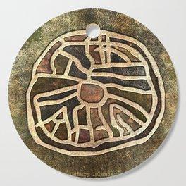 Ancestry / Map Cutting Board