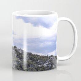 Storm Threatened Mountain Coffee Mug