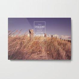 this summer Metal Print