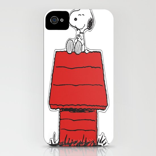 Snoopy Iphone Case By Simpletouch Society6