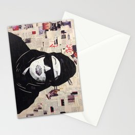 Chopped and Glued - Aaliyah Stationery Cards