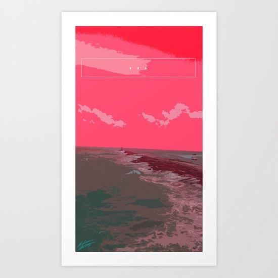 """Take Pause..."" Art Print"