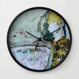 the world at large Wall Clock