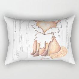 Flynn Fox Rectangular Pillow