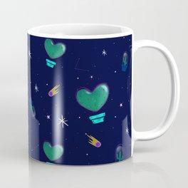 Cactus Space Coffee Mug