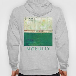 Limerick Irish Ireland Abstract Green Modern Art Landscape Hoody