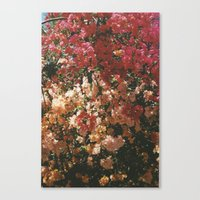 tumblr Canvas Prints featuring Tumblr by AbstractCreature