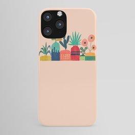 Plant mania iPhone Case