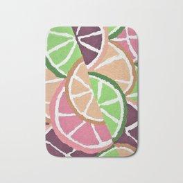 Citrus Bath Mat