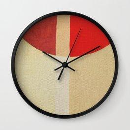 Cacao Wall Clock
