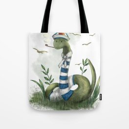 the marin snake Tote Bag