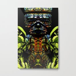 maya power Metal Print