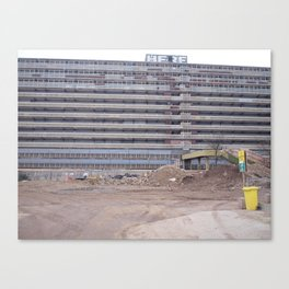 The Heygate Estate (3) Canvas Print