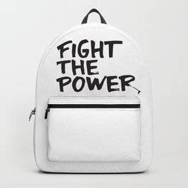 Fight the Power Backpack