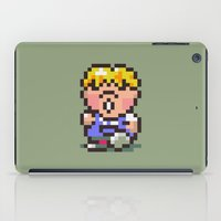 earthbound iPad Cases featuring Pokey Minch - Earthbound/Mother 2 by Studio Momo╰༼ ಠ益ಠ ༽