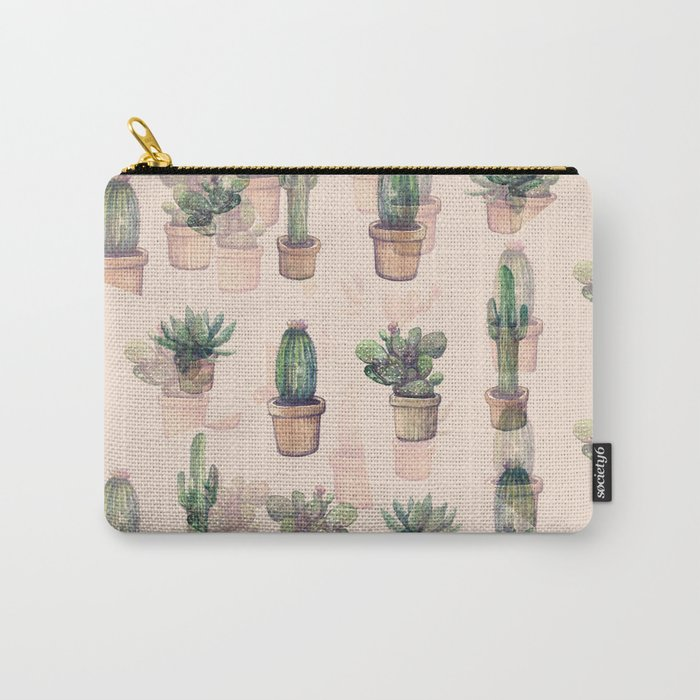 cactus mirror?? Carry-All Pouch