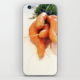 Carrots - CSA Series iPhone Skin