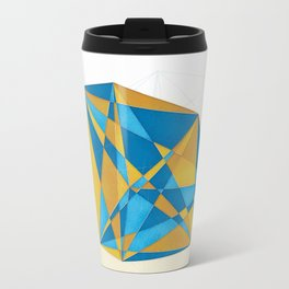 a new geometry Travel Mug