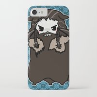 thorin iPhone & iPod Cases featuring Dwarpacas(Thorin) by Lady Cibia