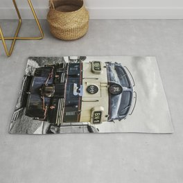 Cab Forward Rug