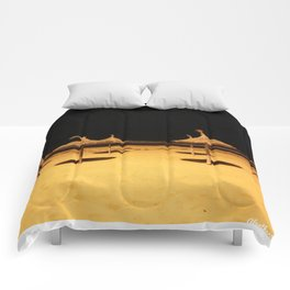 Shades in the Night Comforters