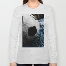Soccer art variant vs 1 Long Sleeve T-shirt