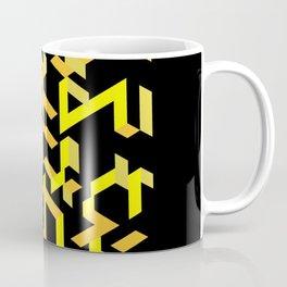 La cube Coffee Mug