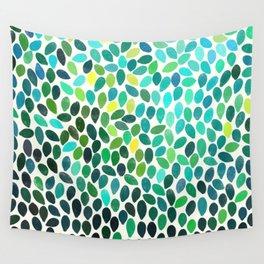 rain 20 Wall Tapestry
