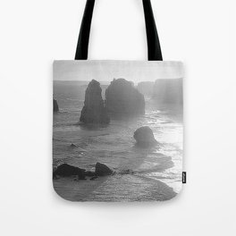 Sunset over the Twelve Apostles Tote Bag
