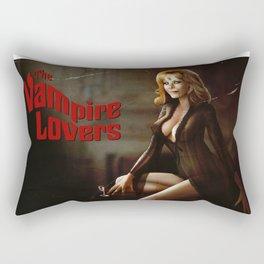 ingrid pitt Rectangular Pillow