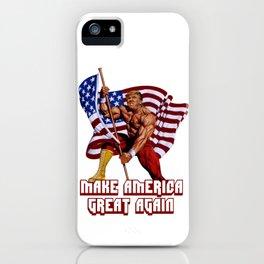 Make America Great Again iPhone Case