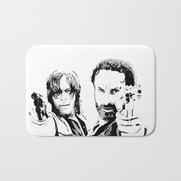 Brothers in arms Bath Mat