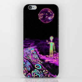 COME TO ROSY HOMELAND iPhone Skin