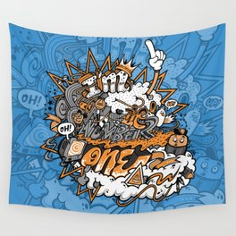 Im Number One Wall Tapestry