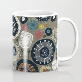 blooms moss Coffee Mug