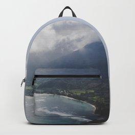 Hanalei Bay - Kauai, Hawaii Backpack