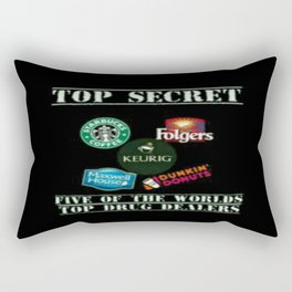 Five of The Worlds Top Drug Dealers Rectangular Pillow