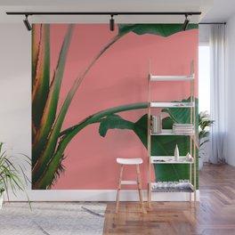 Palmé Rosé Wall Mural