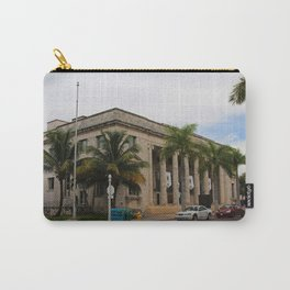 Sydney and Berne Davis Art Center I Carry-All Pouch
