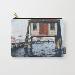 Office over the Water Carry-All Pouch