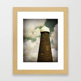 Guinness Brewery Tower Framed Art Print