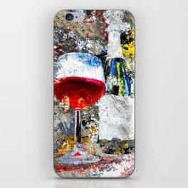 Wine Art iPhone Skin