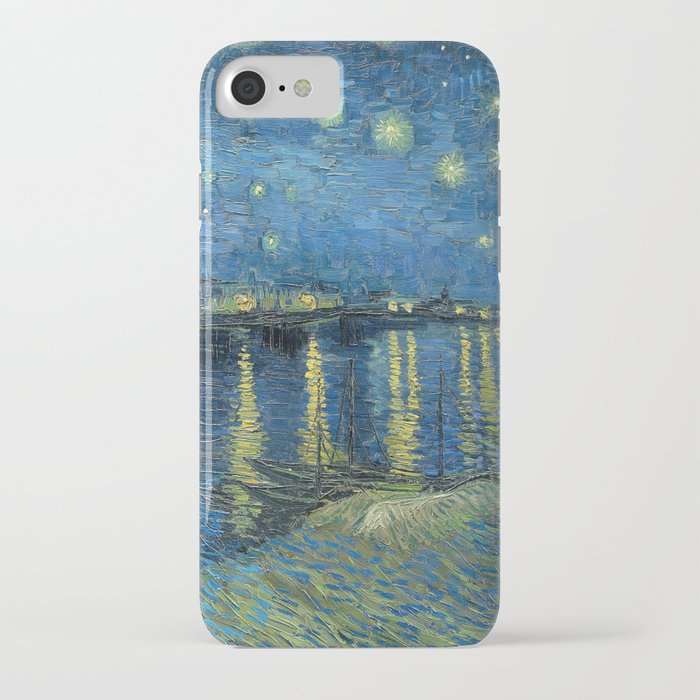 Vincent Van Goh cell phone case for college students