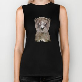little otter Biker Tank